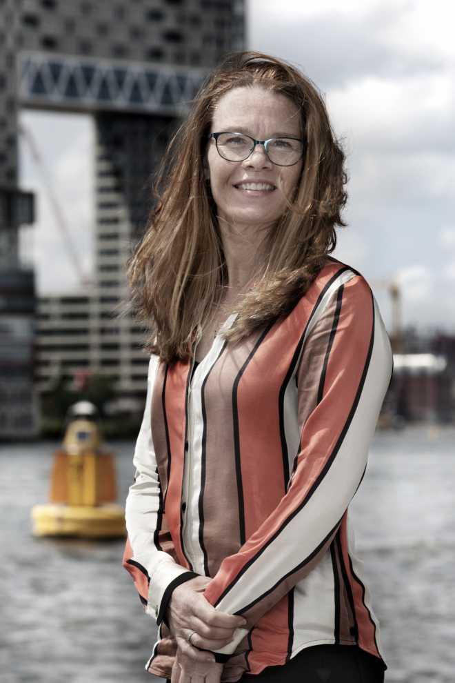 Janneke Ran - Corten De Geer Advocaten